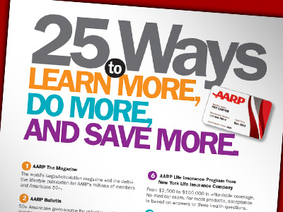 AARP The Magazine - Advertising